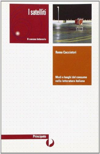 I satelliti. Modi e luoghi del consumo nella letteratura italiana. Per le Scuole superiori