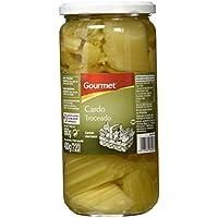 Gourmet - Cardo Troceado - 400 g - , Pack de 6
