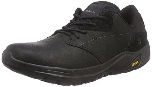 Hi-Tec  V-Lite Walk-Lite Witton, Chaussures de randonnée hommes Noir - Schwarz (Black 021)