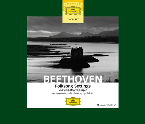 Beethoven: Folksong Arrangements