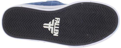 Fallen CLIPPER Youth 43070010 Unisex - Erwachsene Sportschuhe - Skateboarding Blau (Royal/Black)