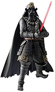 BANDAI Tamashii Nations Movie Realization Samurai General Darth Vader Star Wars Action Figure(Discontinued by Manufacturer)