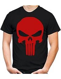 Punisher T-Shirt | Männer | Herren | Comic | Film | Serie | Kostüm | War Zone | Marvel | USA | Kult