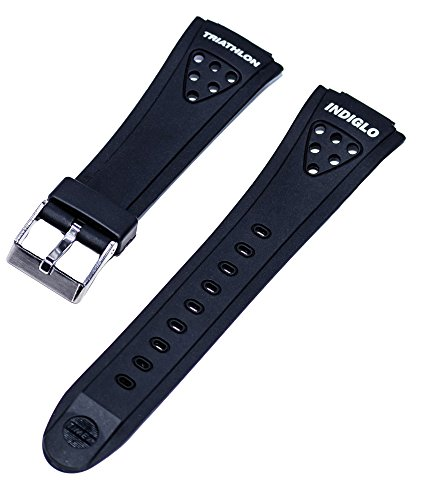 b7e32c442a83 Timex Men s T62951 Marathon Triathlon 8-Lap Watch Replacement Watch Band