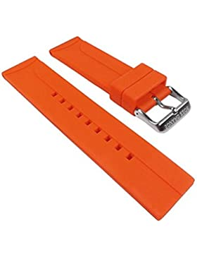 BOSS 1512665-band–Silikon-Armband, Orange (22)