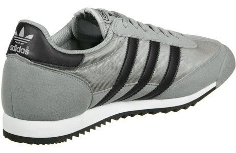 adidas Dragon Og, Formateurs Homme gris argent noir