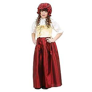 WIDMANN - Disfraz para niños, multicolor, 110 cm/3 - 4 años, 12549