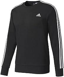 adidas herren 3-streifen sweatshirt