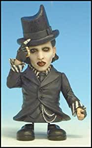 fewture par Art Storm Marilyn Manson mobscene Remonter Figurine
