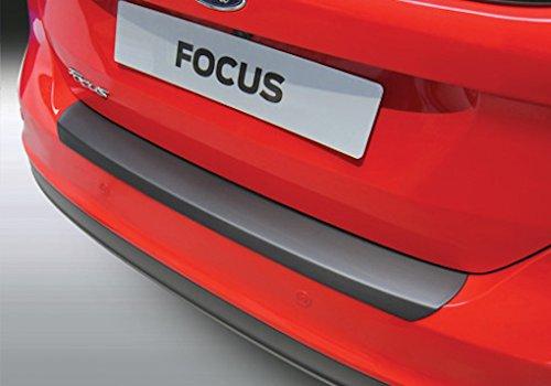 Unbekannt ladekant Protection Protection pare-chocs pour Focus 5 portes à partir de 08/2014-03/2018