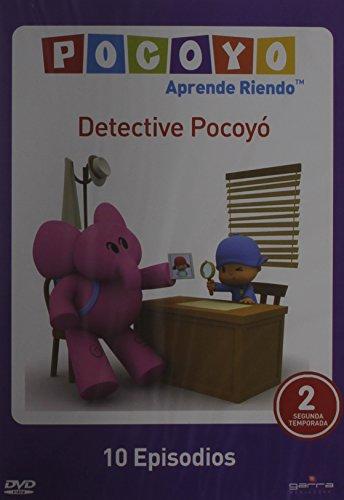 Vol. 2-Detective Pocoyo 10 Episodios [Import anglais]