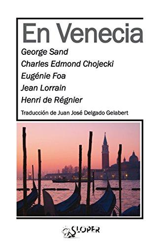 En Venecia (LA NOCHE POLAR nº 35) por Henri De Regnier