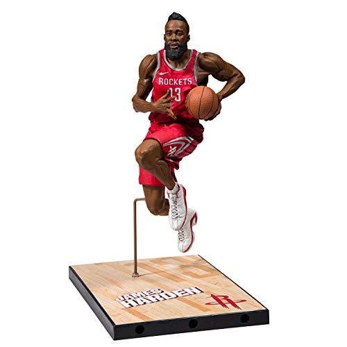 85e1f2a1f50d McFarlane NBA 2K19 James Harden Houston Rockets Action Figur (18 cm)