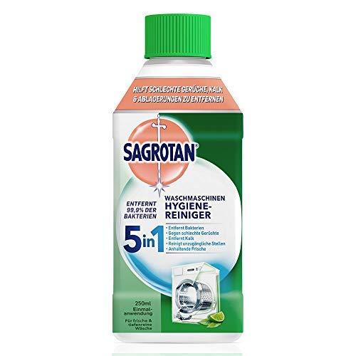 Sagrotan Waschmaschinen Hygiene-Reiniger, 3er pack ( 3 x 250 ml)