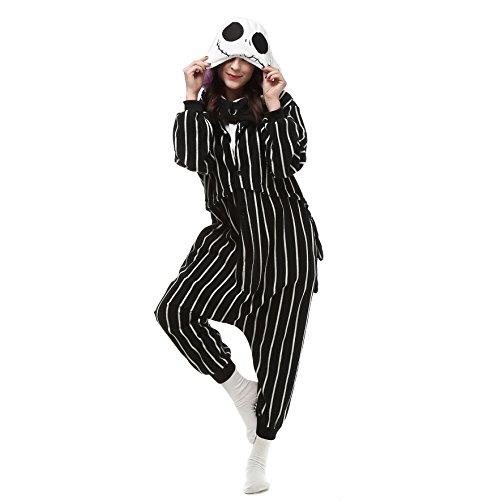 Monsters Kostüm Erwachsene Für Inc Mike - VU Roul Anime Home Kleidung Erwachsene Cosplay Kostüm Schlafanzüge Gr. Medium, Jake
