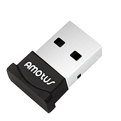 Bluetooth-Adapter, Amotus USB Bluetooth Nano Adapter 4.0 + EDR [Low