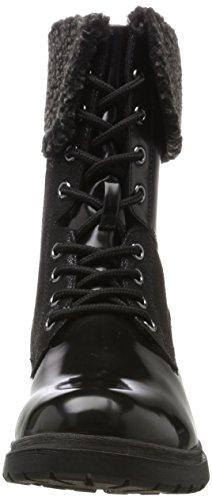 Tamaris 26204, Black Femme Bottes (black Lack)