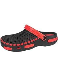 Coolers D'homme Jardin Plage Cour Piscine Mule EVA Sabot Chaussure Tailles 7 - 12