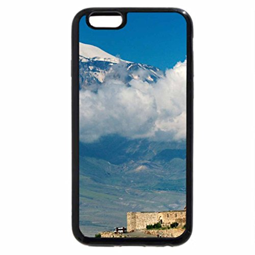 iPhone 6S / iPhone 6 Case (Black) mountain