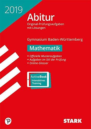 Abiturprüfung BaWü - Mathematik