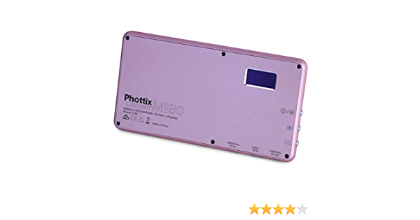 Phottix M180 Led Lightor For Video And Photography In Kamera