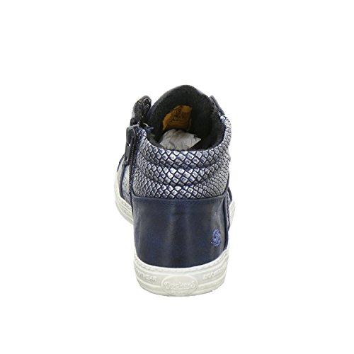 Dockers by Gerli 32LN213-636380 Damen Hohe Sneakers Blau