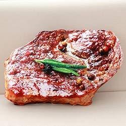 Mzcyl Juguete De Peluche Mantequilla Larga Pan Carne
