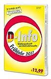 D-Info mit R�ckw�rtssuche Fr�hjahr 2017 Bild