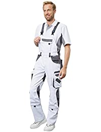 PIONIER WORKWEAR Herren Latzhose Tools Plus in grün (Art.Nr.15437)