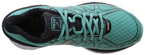 Zoot Damen Laufschuh W Diego, Chaussures de Running Compétition Homme Black