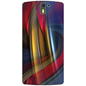 Oneplus One A0001 Back Cover - Colorful Designer Cases