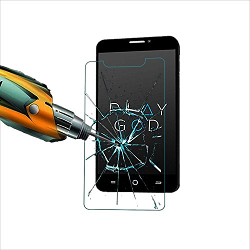 Acm Tempered Glass Screenguard For Micromax Yu Yureka A05510 Mobile Premium Screen Guard Anti-Scratch Proof Protector  available at amazon for Rs.179