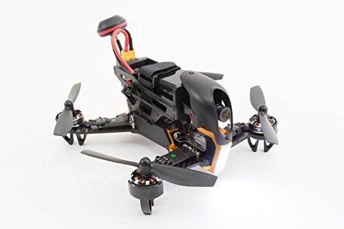 XciteRC 15003950 - FPV Racing Quadrocopter F210 RTB mit Sony HD Kamera, schwarz - 3