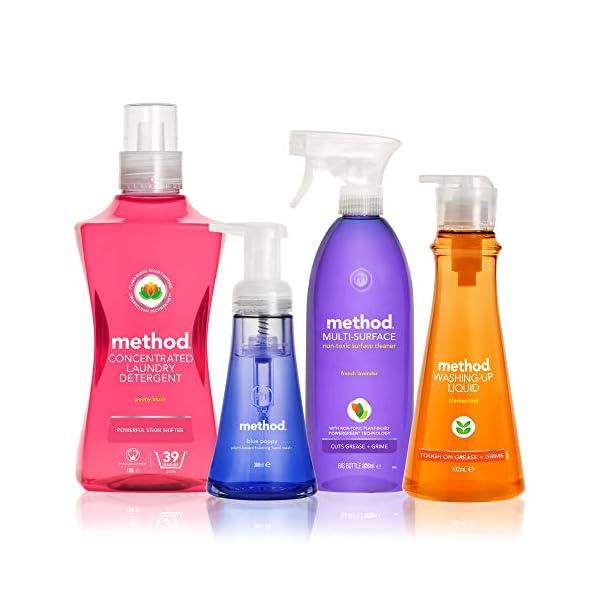 Method F/Lav Multi Clean, Lavender , 828 ml 4