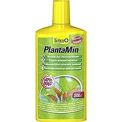 TETRA PlantaMin - Fertilisant liquide pour plante d'aquarium - 500ml