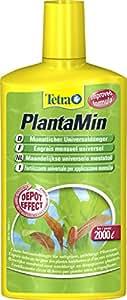Tetra PlantaMin Universaldünger (prächtige und gesunde Wasserpflanzen, MonatsDünger wirkt bis zu 4 Wochen), 500 ml