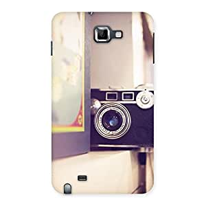 Premium Pastel Camera Back Case Cover for Galaxy Note