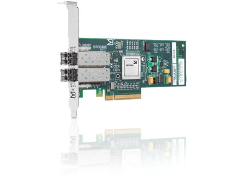 HP StorageWorks 82B PCIe 8Gbit Fibre Channel-Hostbusadapter mit 2 Ports