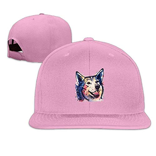 Liumiang Kappen hüte mützen New Baseball Caps Husky Colorful Flat Bill Outdoor Sports Fishing Hats Dad Hat Sports Cap Lightweight Breathable Soft