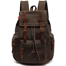 Ecocity Unisex Vintage Backpack