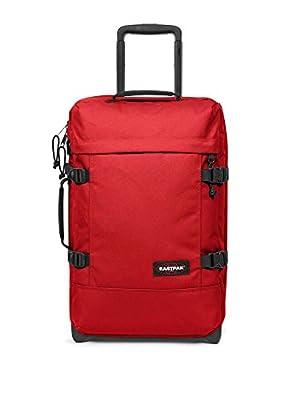 Eastpak Tranverz S Suitcase, 51 cm - 42 L, Apple Pick Red (Red)