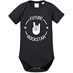Body bebé Future Rockstar by Shirtcity