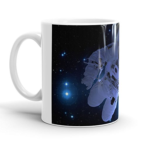 Astronaut - Tasse / Becher (Apollo Astronaut Kostüm)