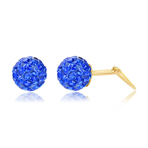 9ct-yellow-gold-6mm-blue-glitterball-crystal-andralok-stud-earrings-gift-box