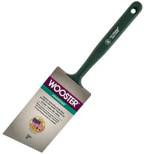 Wooster Brush 4731-3 Advantage Angle Sash Paintbrush,