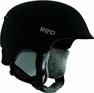 Red Women's Aletta Helmets - Black EU, X-Small