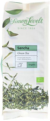 Simon Lévelt Bio Tee Sencha - Japan, lose, 1er Pack (1 x 100 g)