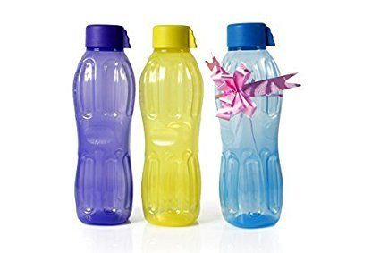 Signoraware Aqua Fresh Watter Bottle 1.1Ltr (Set Of 4)
