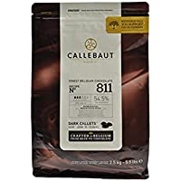 Callebaut oscuro Callets 811NV 2.5kg