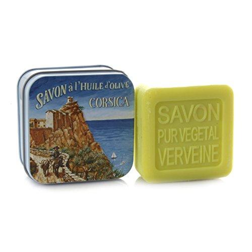 La Savonnerie de Nyons - Soap in a tin box Le Villa, 100 g